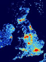 Light Pollution United Kingdom