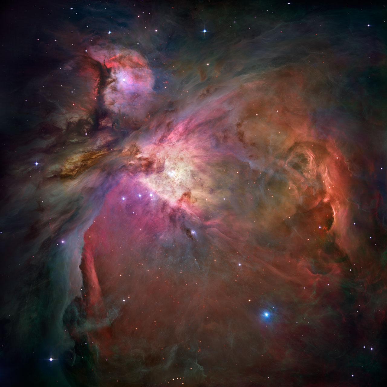 The lifecycle of stars – orion